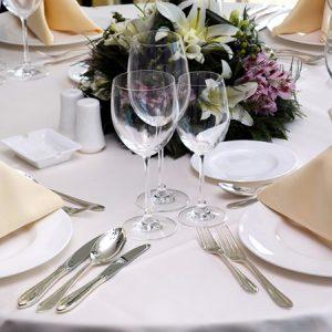Hochzeitscatering & Sektempfänge
